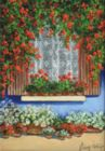 Floral Window - 500pc Jigsaw Puzzle by Perre