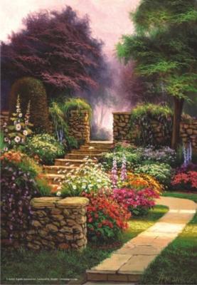 Perre Jigsaw Puzzles - Azalea Walk