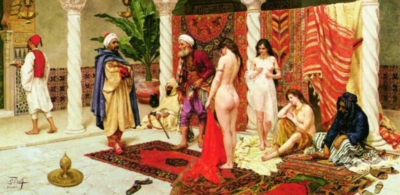 Concubines for the Harem - 1500pc Jigsaw Puzzle by Perre