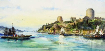 Rumeli Fort - 1500pc Jigsaw Puzzle by Perre