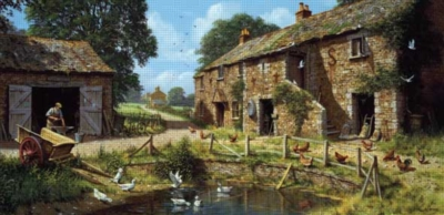 Perre Jigsaw Puzzles - By The Pond