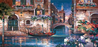 Isn't It Romantic - 1500pc Jigsaw Puzzle by Perre