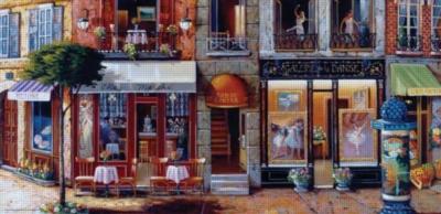 Perre Jigsaw Puzzles - Galerie De Danse