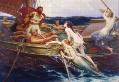 Perre Jigsaw Puzzles - Ulysses And The Sirens