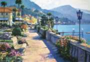 Bellagio Promenade - 2000pc Jigsaw Puzzle by Perre
