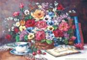 Garden Reverie - 2000pc Jigsaw Puzzle by Perre