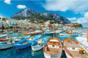 Capri - 500pc Jigsaw Puzzle By Clementoni