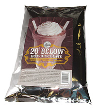 Big Train 20 Below Hot Cocoa - 3.5 lb. Bulk Bag
