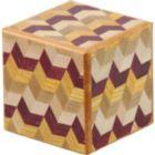 2 Sun Cube: 4 Step: Yabane - Japanese Puzzle Box