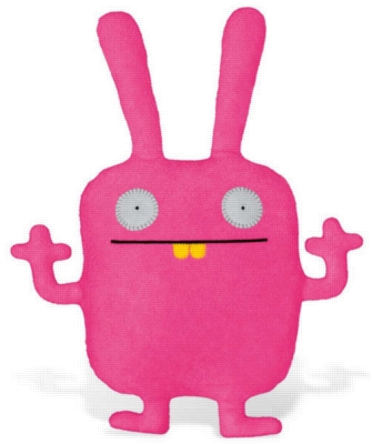 "Wippy - 7"" Little Ugly by Uglydoll"