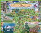 Central Oregon - 1000pc Jigsaw Puzzle By White Mountain
