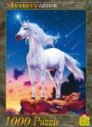 The Unicorn - 1000pc Jigsaw Puzzle by Spiel Spass