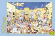 Jigsaw Puzzles - Cool Restaurant