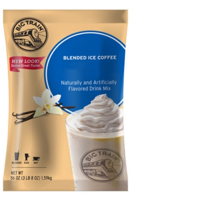 Big Train Blended Ice Coffee - 3.5 lb. Bulk Bag