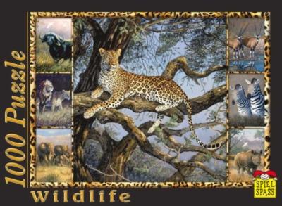 Jigsaw Puzzles - Leopard