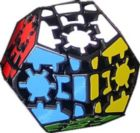 Geared Megaminx - Puzzle Cube