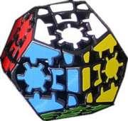 Puzzle Cubes - Geared Megaminx