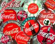 Coca-Cola Puzzles - Red Disc Icon