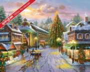 Christmas Eve - 1000pc Jigsaw Puzzle by Springbok