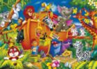 Noah's Ark - 99pc Jigsaw Puzzle by Kindertraume