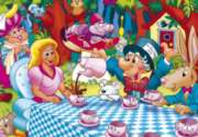 Alice In Wonderland - 99pc Jigsaw Puzzle by Kindertraume
