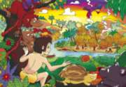 Jungle Book - 99pc Jigsaw Puzzle by Kindertraume