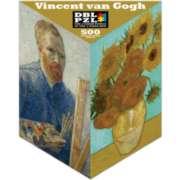 Jigsaw Puzzles - Vincent Van Gogh, Sunflowers
