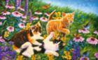 Carefree Days - 300pc Large Format Jigsaw Puzzle By Sunsout