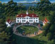 Mount Vernon - 500pc Jigsaw Puzzle by Dowdle