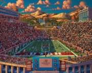 Dowdle Jigsaw Puzzles - Utah Football
