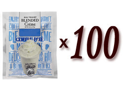 Big Train Blended Ice Creme - Single Serve Packet Assorted Case