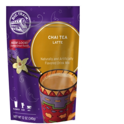 Big Train Chai Tea - 12 oz. Retail Bag
