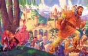 Happily Ever After - 100pc Jigsaw Puzzle By Sunsout