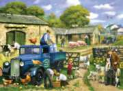 English Spring - 1000pc Jigsaw Puzzle By Sunsout