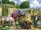 English Summer - 1000pc Jigsaw Puzzle By Sunsout