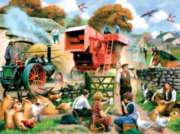 English Fall - 1000pc Jigsaw Puzzle By Sunsout
