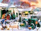 English Winter - 1000pc Jigsaw Puzzle By Sunsout