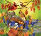 Grape Harvest - 550pc Jigsaw Puzzle By Sunsout