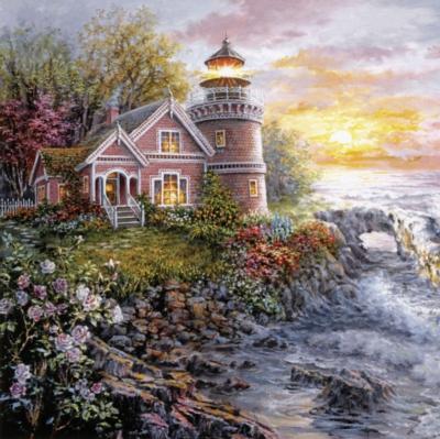 Jigsaw Puzzles - Seafarer's Vigilant Sentry
