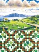 Irish Chain - 500pc Jigsaw Puzzle By Sunsout