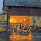 King of the Road - 1000pc Jigsaw Puzzle By Sunsout