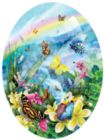 Butterfly Visions - 600pc Jigsaw Puzzle By Sunsout