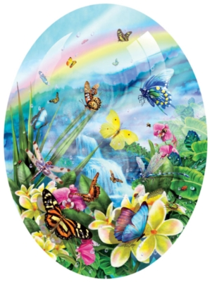 Jigsaw Puzzles - Butterfly Visions