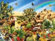 Jigsaw Puzzles - Desert Denizens