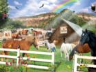 Best Friends Horses - 1000pc Jigsaw Puzzle By Sunsout