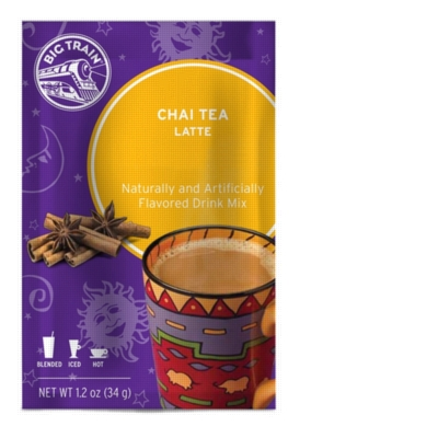 Big Train Chai Tea - Single Serve Packet