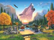 Wilderness Harmony - 500pc Jigsaw Puzzle By Sunsout