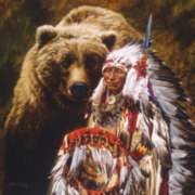 My Brother the Grizzly - 1000pc Jigsaw Puzzle By Sunsout
