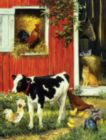 Barnyard Brood - 500pc Jigsaw Puzzle By Sunsout