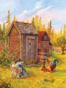 Jigsaw Puzzles - Country Patchwork